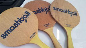 3 smashball paddles for Sale in Glendora, CA