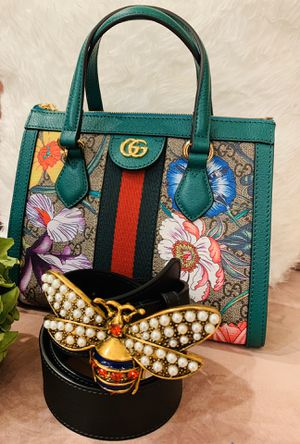 Gucci Ophidia Bag floral small tote bag GG for Sale in PA, US