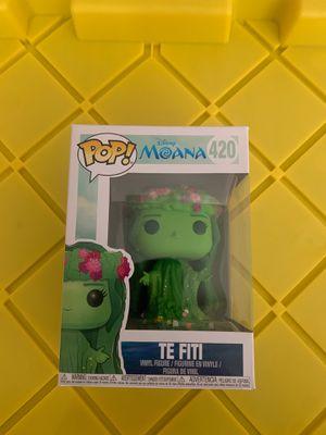 Te Fiti Disney Moana funko pop for Sale in San Fernando, CA