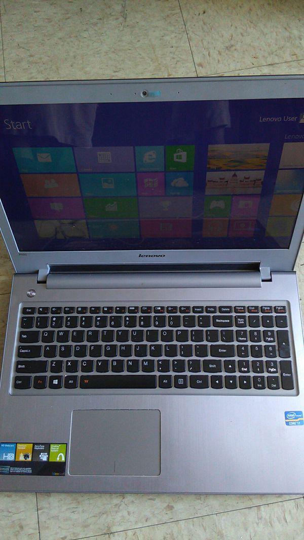 "Laptop Core i7 Lenovo 15.6"" Slime"