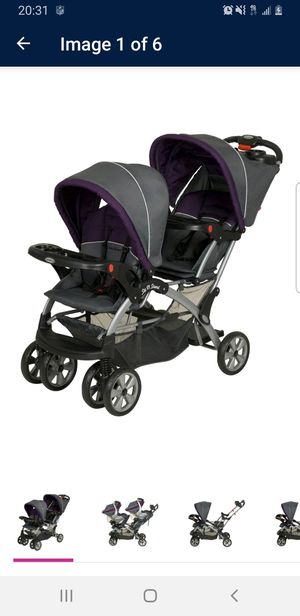 Babytrend double stroller for Sale in Hampton, VA