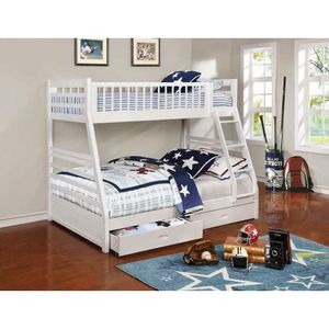Coaster Furniture Twin Over Full Bunk Bed for Sale in Brooklyn, NY