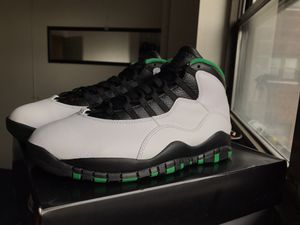 Air jordan 10 Seattle size 10 for Sale in Buffalo, NY