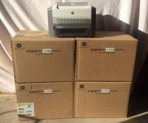 Open Box Konika Minolta printers for Sale in Garden Grove, CA