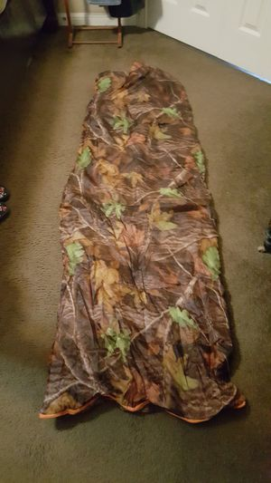 Brand new adult sleeping bag for sale for Sale in San Antonio, TX