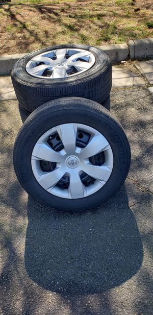 Rims with tires for Toyota camry for Sale in Sterling, VA