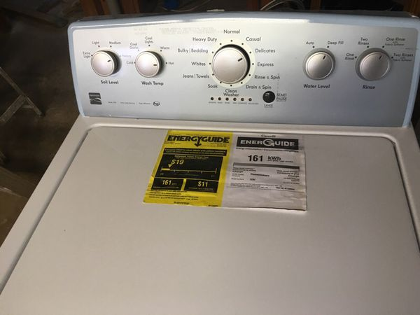 Dyer and washer machine 150 $