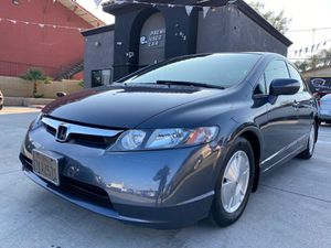 Hybrid Civic for Sale in Corona, CA