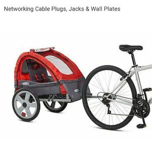 Instep Double Seat Bike Trailer for Sale in Deerfield, IL