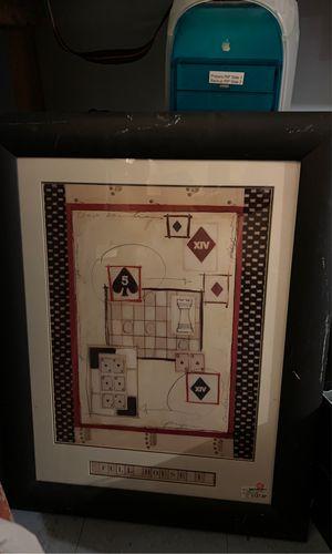 Framed art work for Sale in Affton, MO
