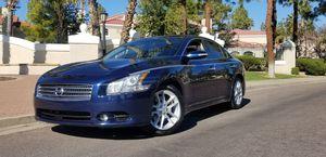 2009 Nissan Maxima SV premium CLEAN TITLE! for Sale in Scottsdale, AZ
