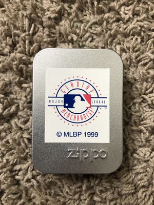 Indians Zippo for Sale in Clinton Township, MI