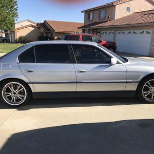 BMW 740 1999 for Sale in Rialto, CA