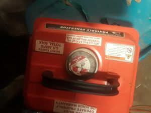 Mini generator and new battiery 125 both or 100 gen 30 for battery for Sale in Sweet Home, OR