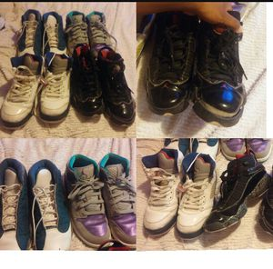 Jordan's size 7 for Sale in Puyallup, WA