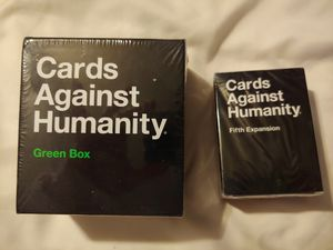 Cards against humanity for Sale in Silver Spring, MD