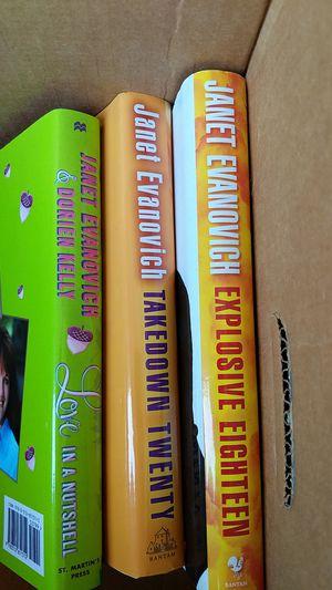 Janet Evanovich books for Sale in Cypress, CA