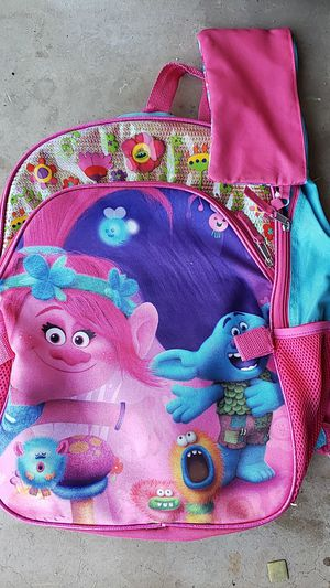 Trolls backpack for Sale in Moreno Valley, CA