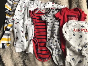 Newborn baby boy clothes for Sale in Vancouver, WA