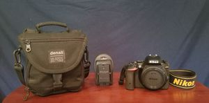 Nikon D5500 Camera, Zoom Lense, Wireless Speedlight System, Other Accessories. for Sale in Lexington, SC