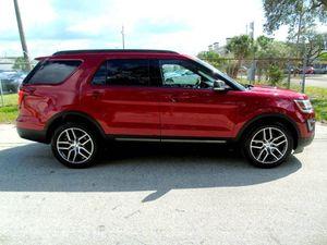 2017 Ford Explorer sport utility for Sale in Fort Lauderdale, FL