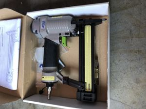 Blue Hawk Air Brad Nail gun and parts for Sale in Auburn, WA