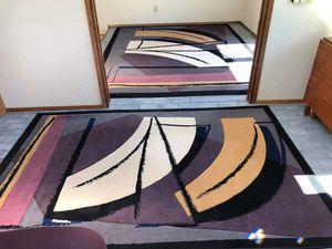 2 Andy Warhol Designer rugs for Sale in Auburn, WA