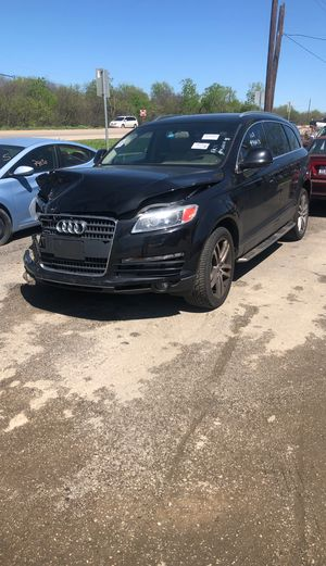 2008 Audi Q7 FOR PARTS ONLY for Sale in The Colony, TX