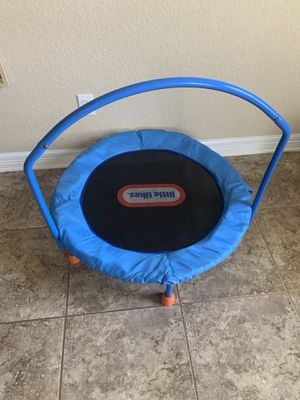 Little tikes trampoline for Sale in San Antonio, TX