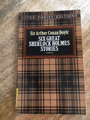 Six Great Sherlock Holmes Stories for Sale in Manassas, VA