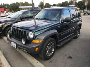 2005 Jeep liberty renegade addition for Sale in Monroe, WA