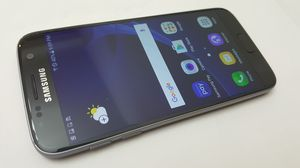 Excellent T-Mobile Samsung Galaxy S7 - 32GB Black MetroPCS 4G LTE, 4GB ram 12MP Camera Phone for Sale in Jersey City, NJ