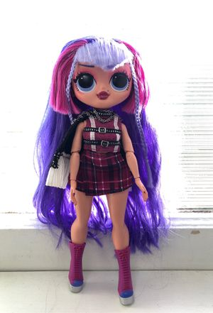 Lol OMG doll great condition for Sale in Portland, OR