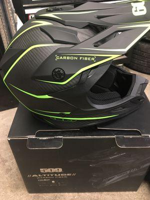 509 Carbon fiber helmet for Sale in Spokane, WA