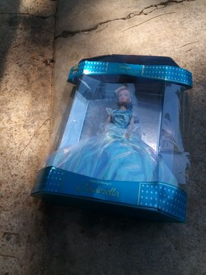 Barbie Disney Collection Cinderella Collector Doll! for Sale in Atlanta, GA