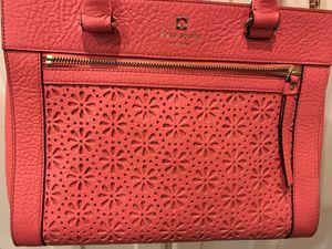 Kate Spade handles n strap leather bag for Sale in Brentwood, TN