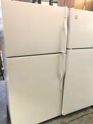 Top freezer Refrigerator. Ice Maker for Sale in Anaheim, CA