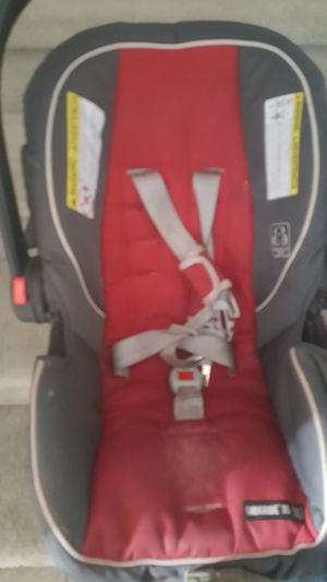 Car seat with base for Sale in Austin, TX