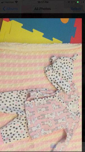 Baby pajamas name brand for Sale in Jena, LA