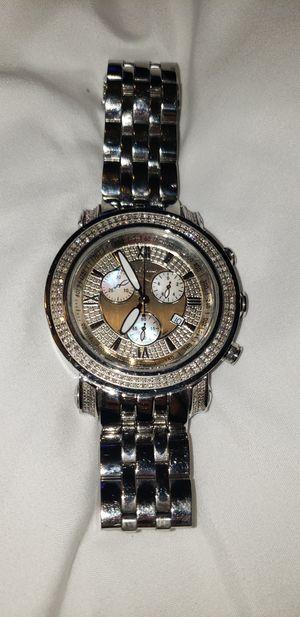 Joe rodeo tyler 49mm 2.00ct diamond watch for Sale in San Leandro, CA