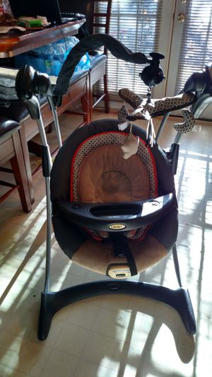 Baby swing for Sale in Bowie, MD
