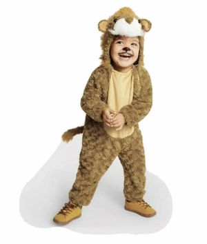Lion Plush Costume Sizes 18/24 months & 2/3T, Brand NEW! Porch Pickup or Can Ship! for Sale in Roxbury Township, NJ