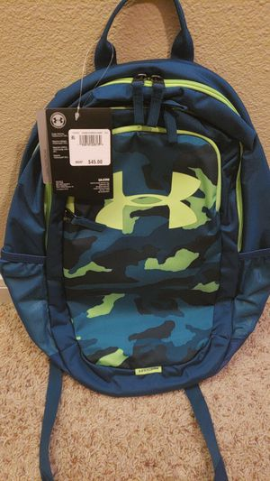 Under armour backpack for Sale in San Antonio, TX