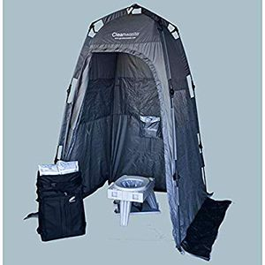 Camp Toilet with privacy tent. for Sale in Chandler, AZ