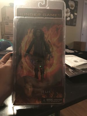 Hunger games action figures for Sale in Houston, TX