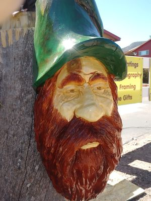 Red Beard Nome Wall Hanger for Sale in Payson, AZ