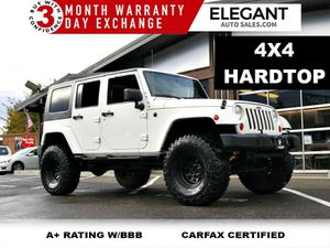 2010 Jeep Wrangler Unlimited for Sale in Beaverton, OR
