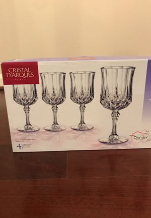 Crystal glass for Sale in Germantown, MD