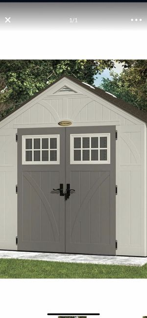 Looking for a shed like this one for Sale in Brentwood, CA