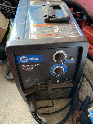 Miller 140 welder for Sale in Clearwater, FL